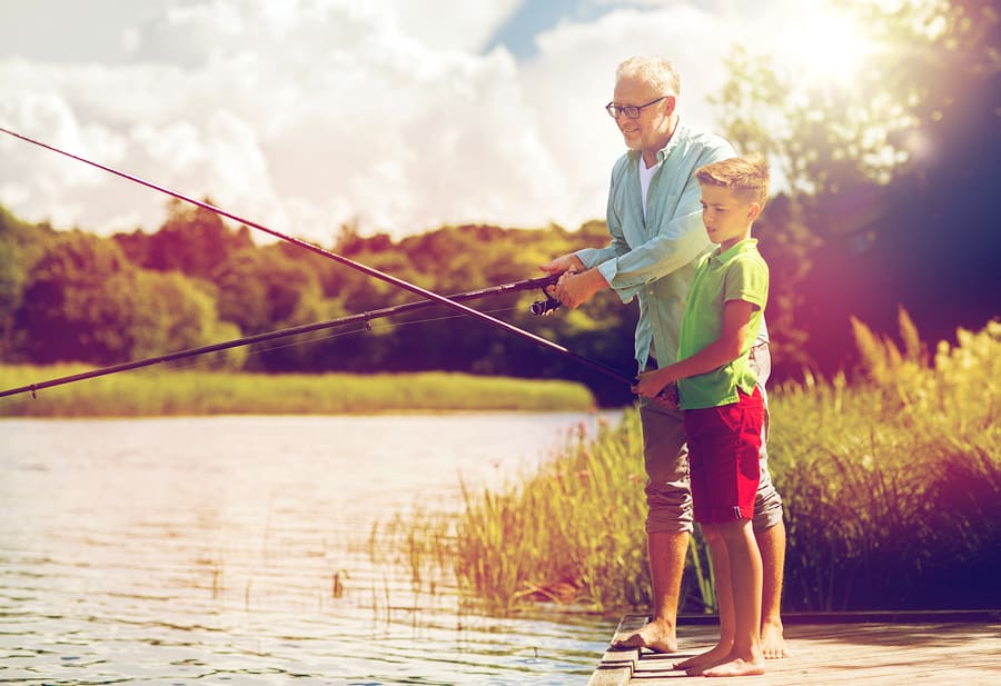Bargain Fishing Gear Guaranteed To Make Your First Outdoor Adventure An Awesome One