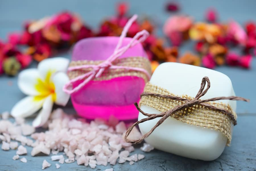 Feel Clean Naturally With Your Own Home-Made Soap
