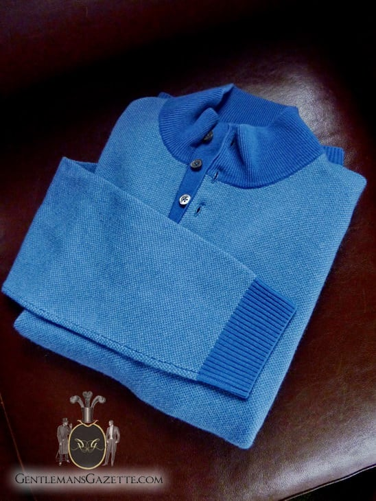 J Hilburn Cashmere wool sweater