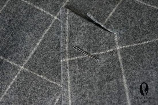 Milanese buttonhole