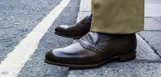 Slip on Shoe - Not a Loafer because it lacks the Moccasin construction