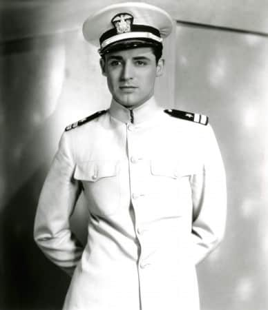 Grant in uniform (Madame Butterfly)