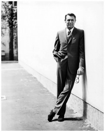 The Style Icon - Cary Grant in Berlin in 1960