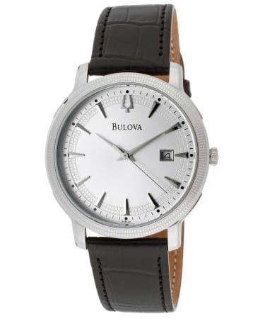 A great looking simplistic Bulova