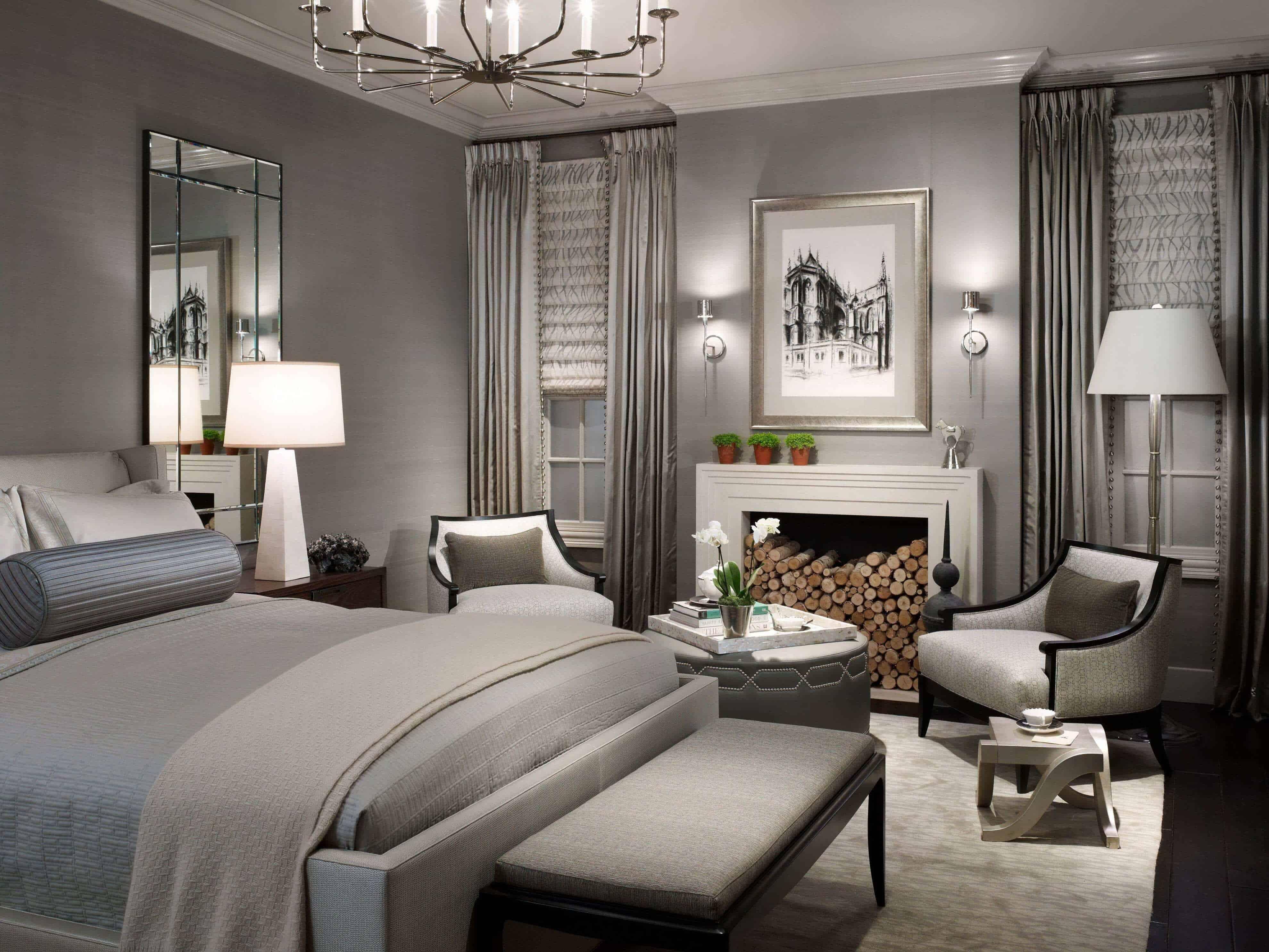 Masculine Bedroom Decor — Gentleman's Gazette on Room Decore  id=36657