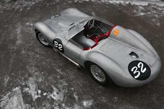 1956 Maserati 200 SI race car