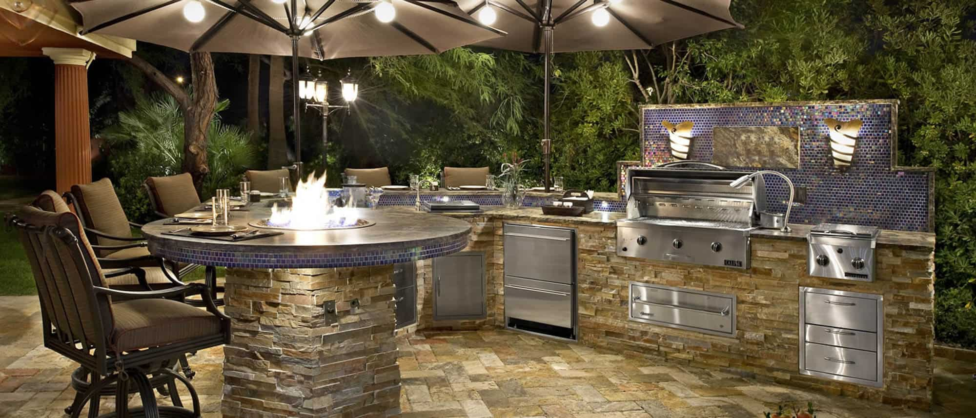 Top BBQs & Grill Buying Guide — Gentleman's Gazette on Outdoor Grill Patio id=16389