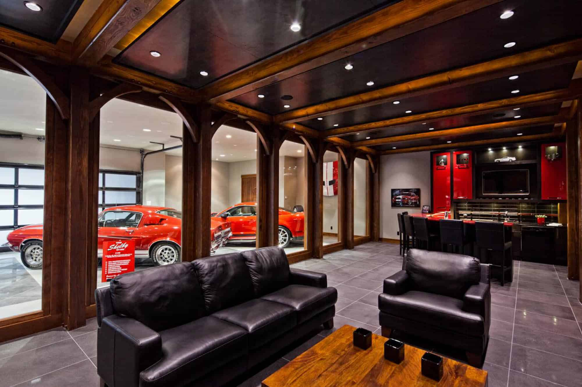 The Man Cave Decor Guide Gentlemans Gazette