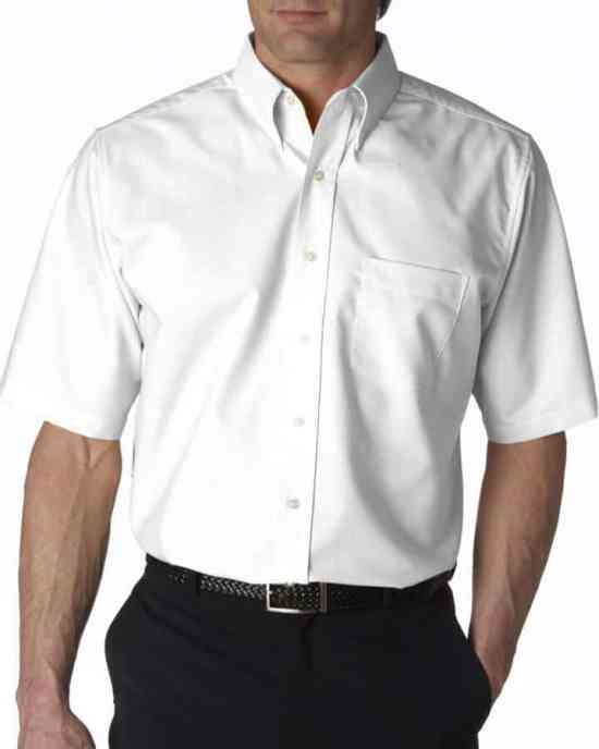 Short sleeve dress shirts are a huge fashion faux pas