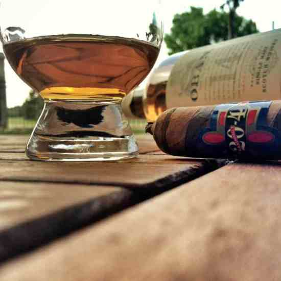 Scotch and cigars is a great way to spend an evening