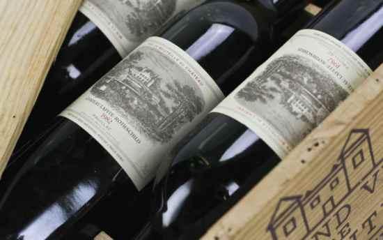 1982 Chateau Lafite Rothschild Wine