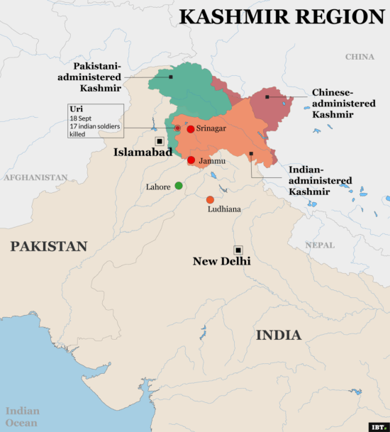 Kashmir Region