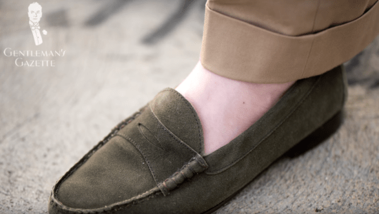 Penny Loafers are versatile