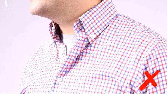 t-shirt as an undershirt