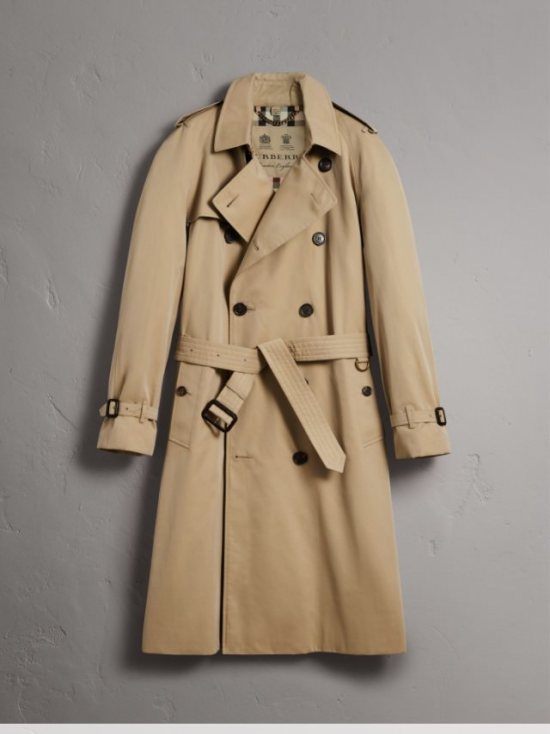 The Westminster – Extra-long Heritage Trench Coat