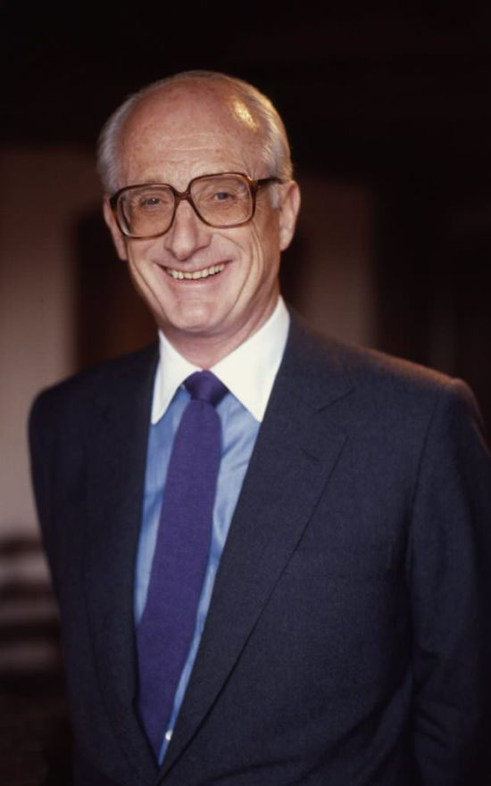 Ian Russell, the 13th Duke of Bedford