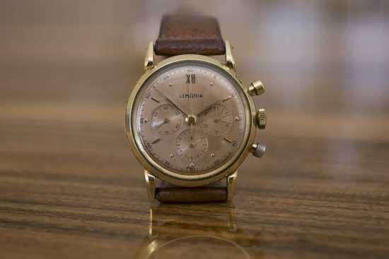 Winston Churchill's Lemania Chronograph