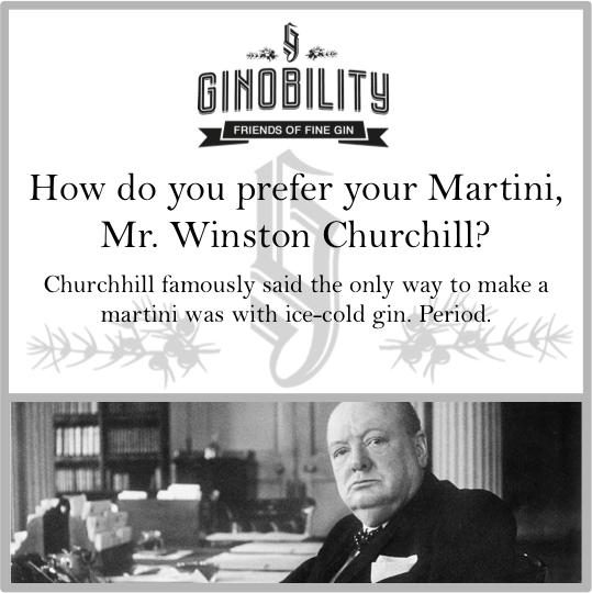Churchill's recipe