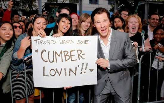 Toronto - the CumberCollective was there