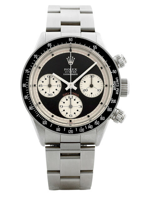 Daytona with PN dial and screw-down chrono pushers