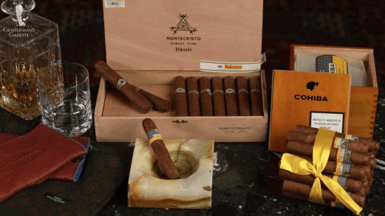 Cohiba & Montecristo Cigars
