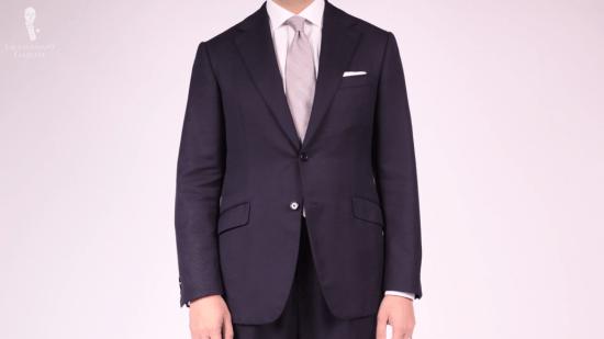 Lounge suit appropriate attire