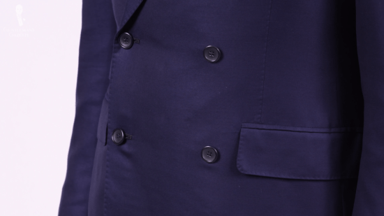 DB suit overlap