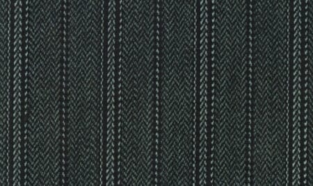 A closeup view of the classic morning stripe.