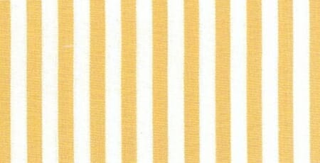 Examples of Bengal Stripes in blue and goldenrod.