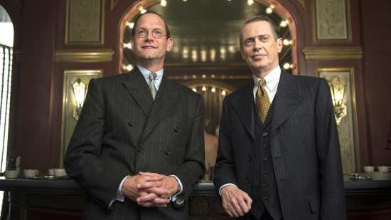 Striped Suits - Boardwalk Empire