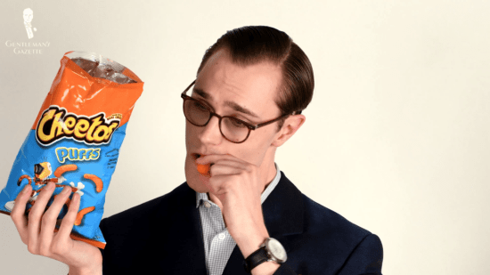 Do you really love a bag of Cheetos that much?