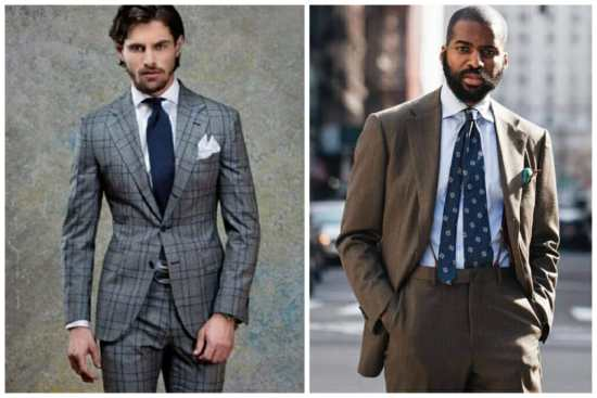 Tight vs. Comfortable Suit Fits