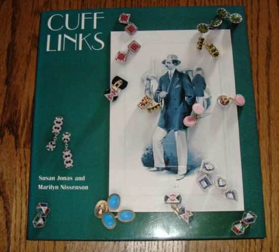 Cuff Links - Susan Jonas & Marilyn Nissenson