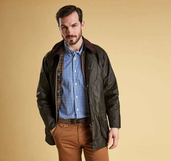 Classic Barbour Beaufort