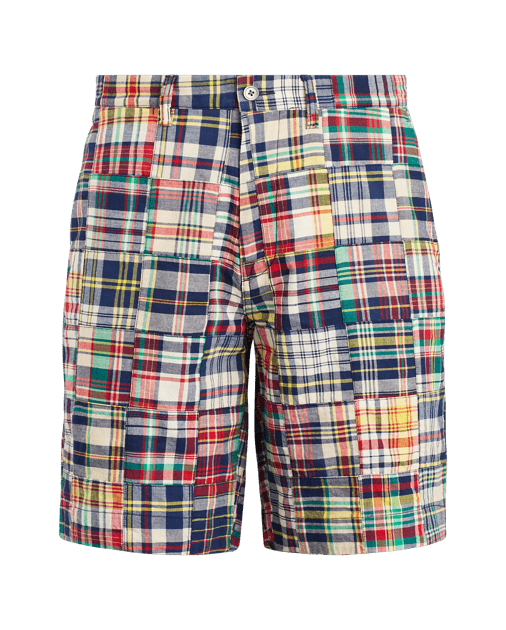 Classic Fit Madras Short