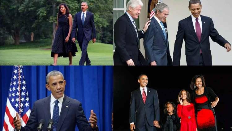 Barack Obama Navy Suit Personal Uniform