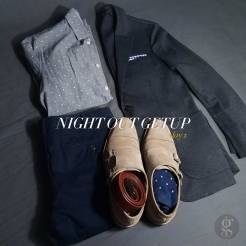 Night Out Outfit | GENTLEMAN WITHIN