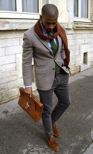 Chukka Boot Look 1