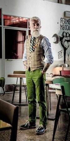 Corduroy Pants Look 8