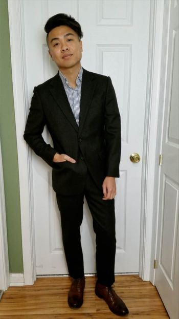 Vulture Suits Jacket FIt | GENTLEMAN WITHIN