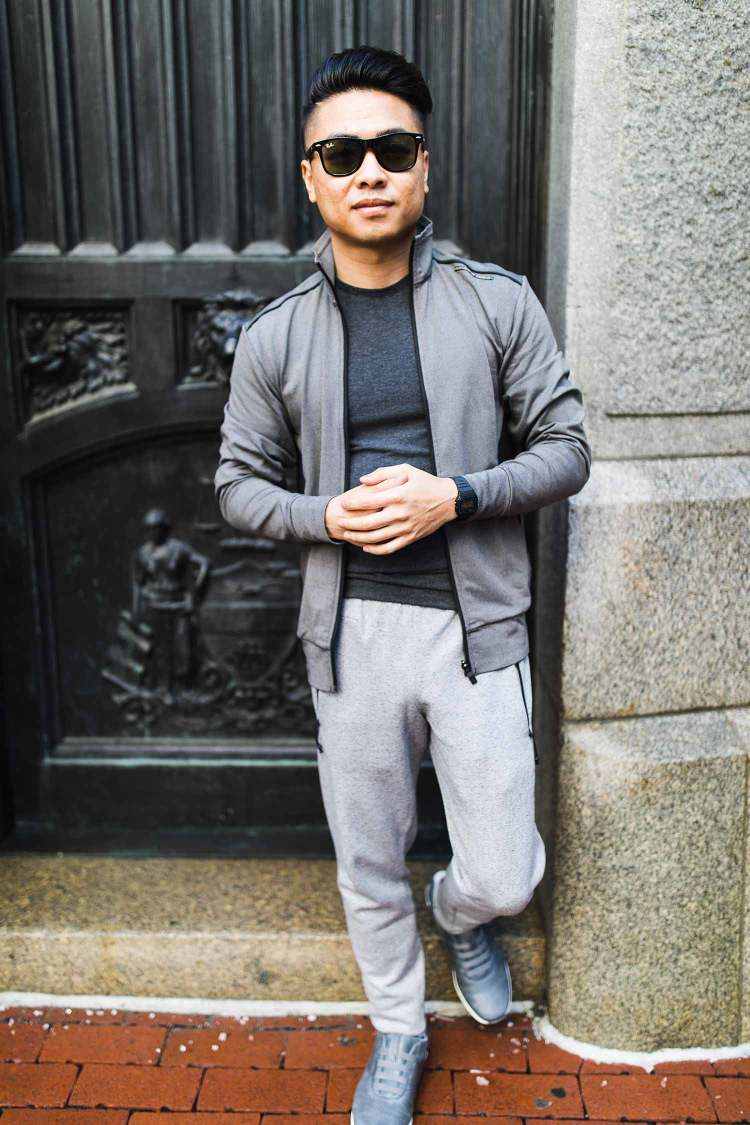 812deadbcf4b How To Wear Men s Athleisure Style 5 Ways