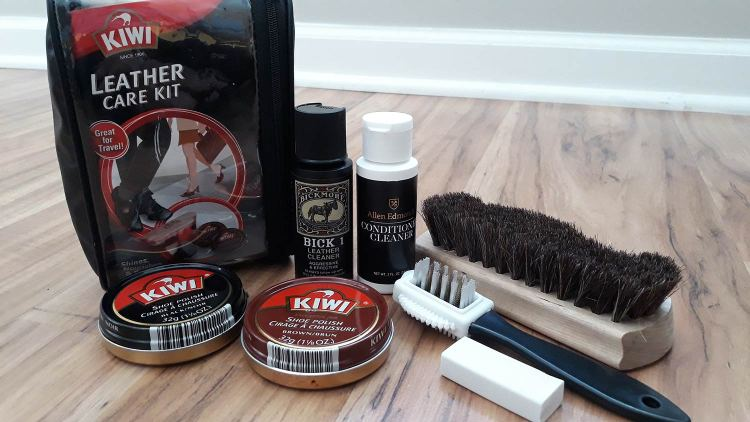 Leather Care Kit   GENTLEMAN WITHIN