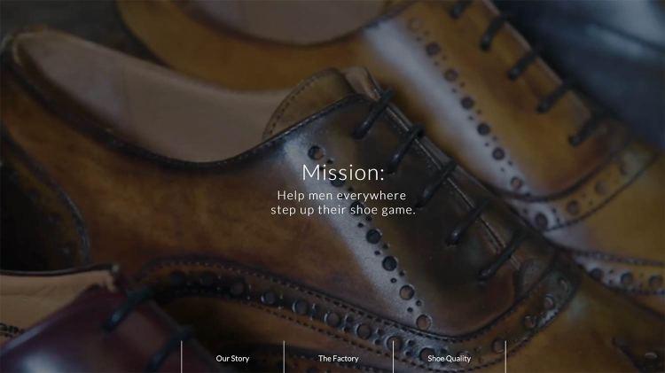 Paul Evans Mission | GENTLEMAN WITHIN