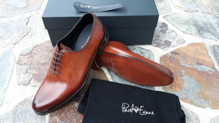 The Martin Wholecut Shoes | GENTLEMAN WITHIN