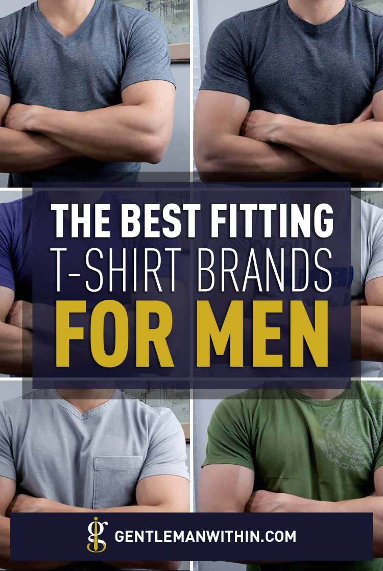 3de07a386fb2 7 Best T-Shirt Brands For Men: Finding The Perfect Fit | Gentleman ...