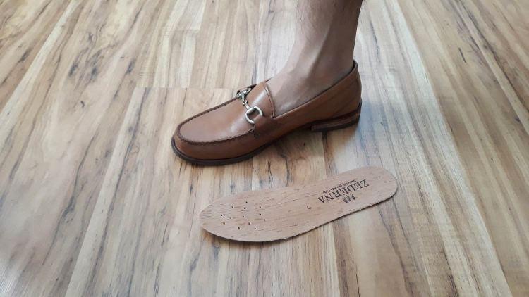 Zederna No Show Sock Test