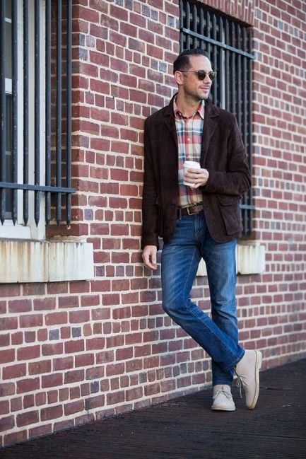 How To Wear A Flannel Shirt 1
