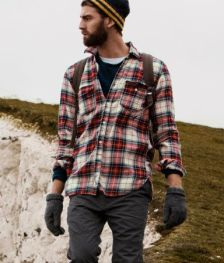 How To Wear A Flannel Shirt 3