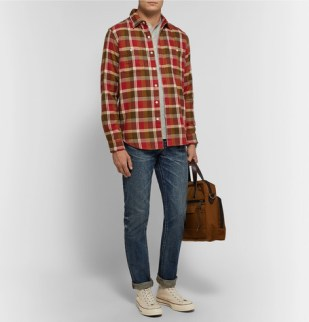 How To Wear A Flannel Shirt 5