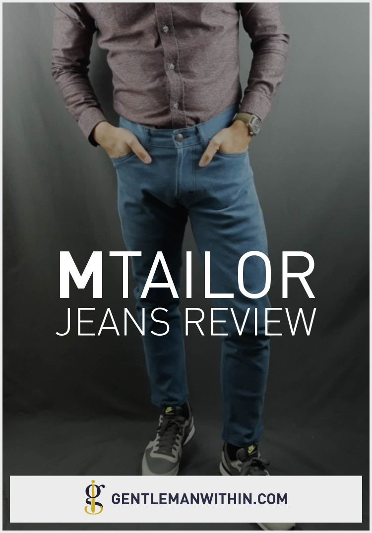 MTailor Jeans Review | How They Fit, Feel & Look
